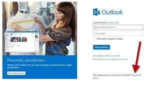 crear correo hotmail 1