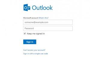 Hotmail.com - iniciar sesion